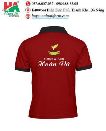 May đồng phục quán cafe tại Đà Nẵng