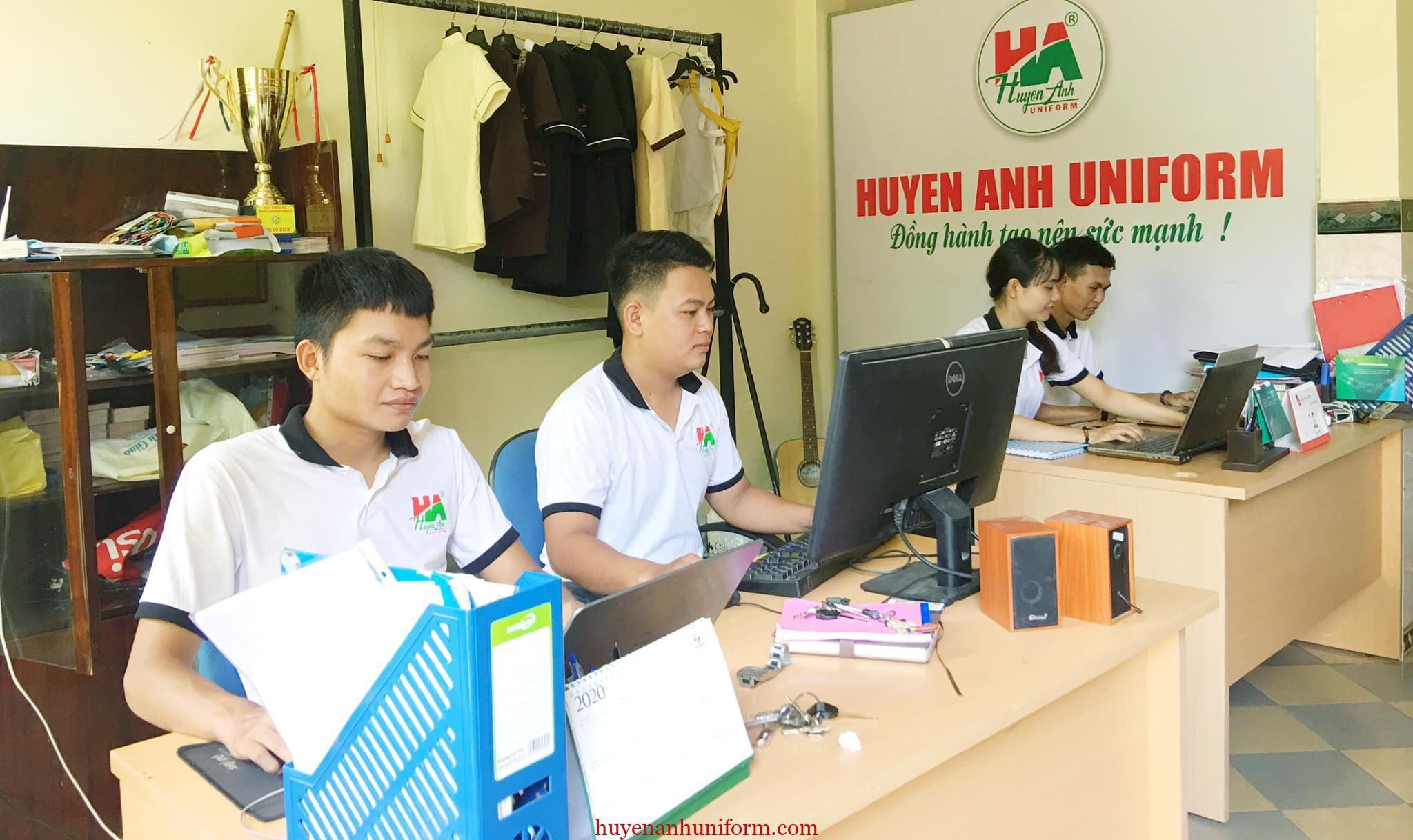 Xưởng May Đồng Phục Tại Đà Nẵng 1
