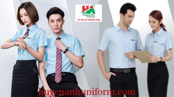 Đồng phục áo sơ mi công sở