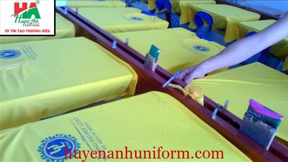 Xưởng in lụa tại Đà Nẵng