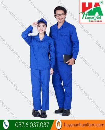 Đồng phục quần áo bảo hộ lao động Đà Nẵng
