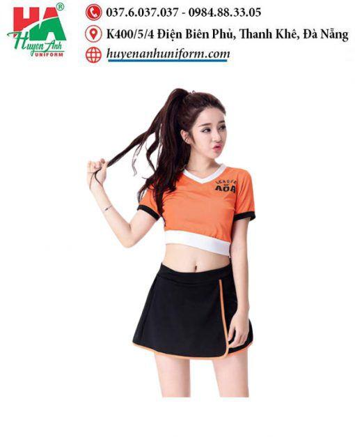 mẫu đồng phục PG - Quảng Cáo tại đà nẵng