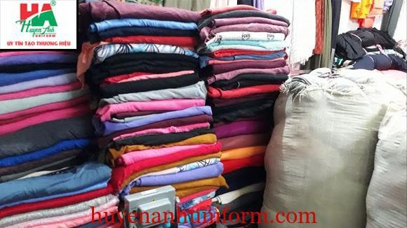 Xưởng vải tại Đà Nẵng