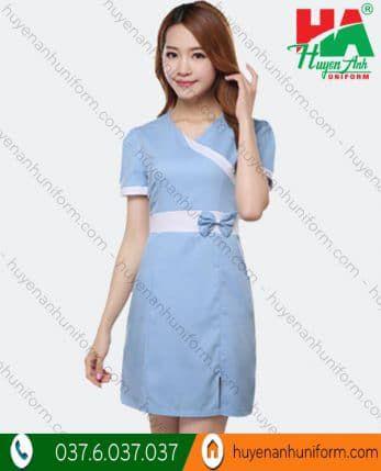 Đồng phục nhân viên spa tại Đà Nẵng