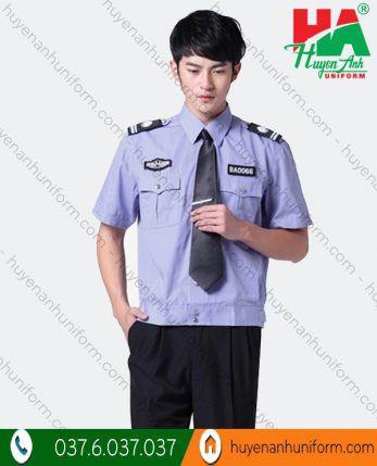 Đồng phục bảo vệ nhà hàng tại đà nẵng