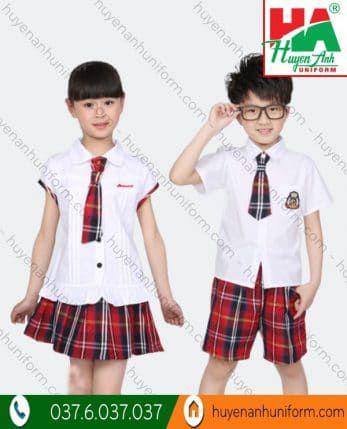 Đồng phục học sinh tiêu học đà nẵng