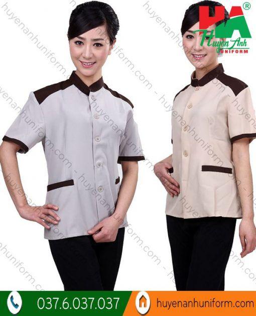 Đồng phục khách sạn tại Đà Nẵng