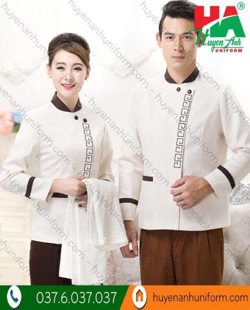 ĐỒng phục khách sạn - Buồng phòng tại Đà Nẵng