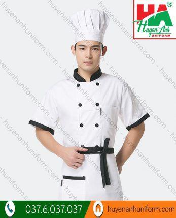 May Đồng Phục Đầu Bếp trưởng Nhà Hàng Tại Đà Nẵng
