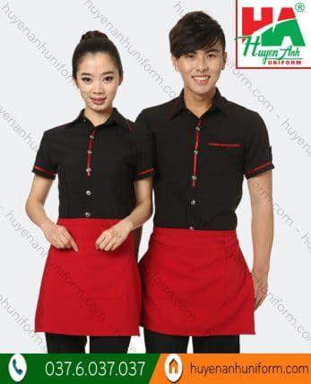 Đồng phục nhà hàng tại đà nẵng