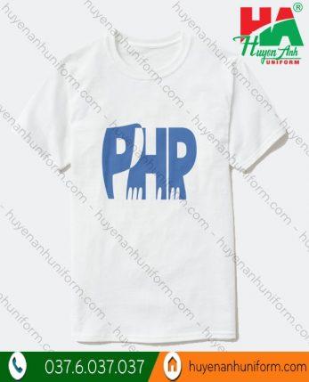 Áo thun lập trình viên PHP tại Đà Nẵng - Áo thun IT